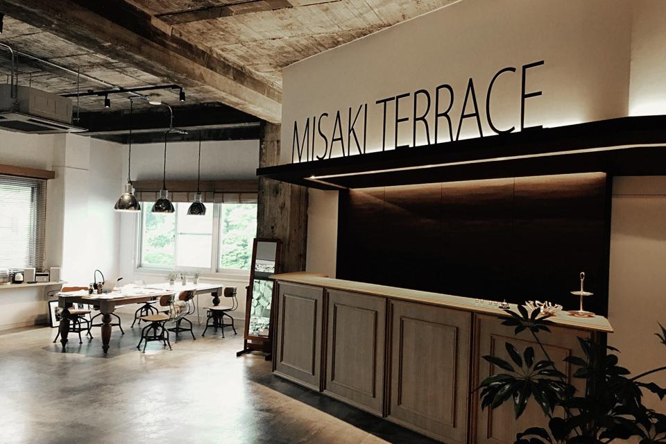Misaki Terrace / ミサキテラス