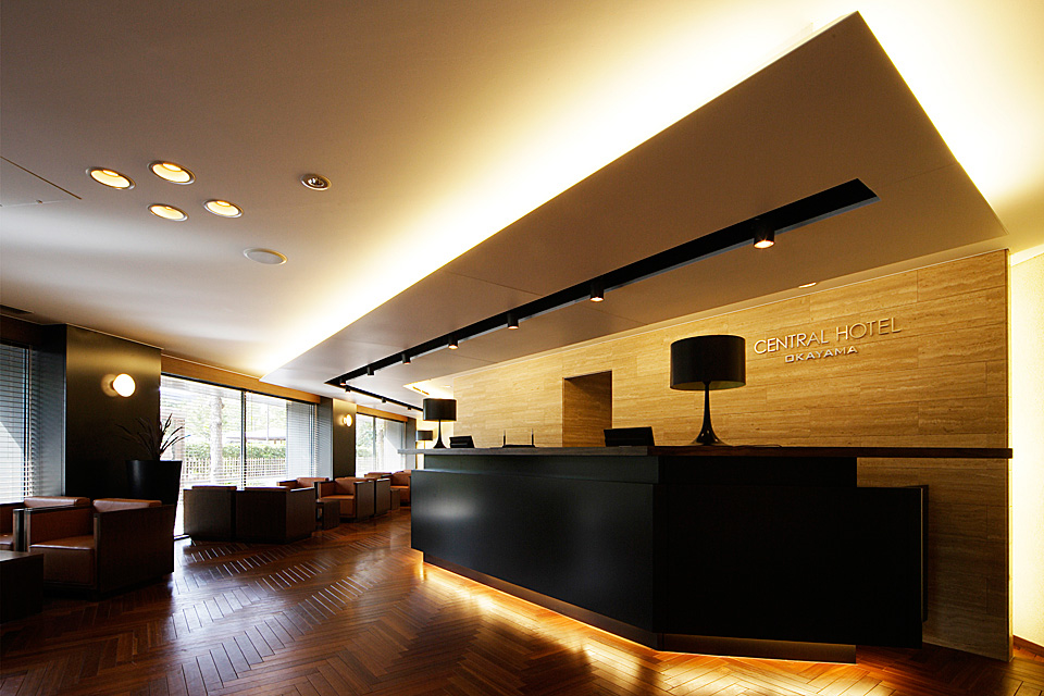 Central Hotel Okayama / セントラルホテル岡山