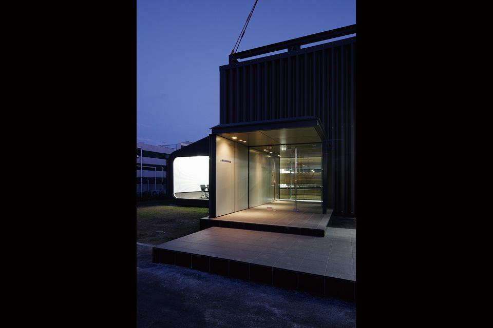 Morison Higashi-kantou Factory / モリソン東関東工場