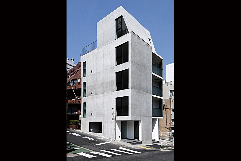 Akasaka K Flats / 赤坂Kフラッツ